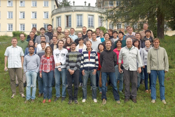 IPK PhD Summer School 2011