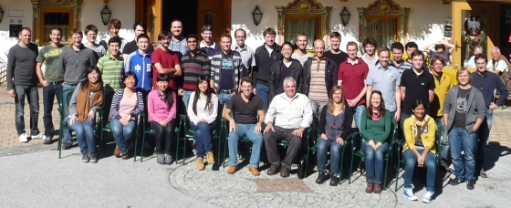 IPK PhD Summer School 2012
