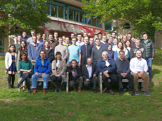 IPK PhD Autumn School 2016