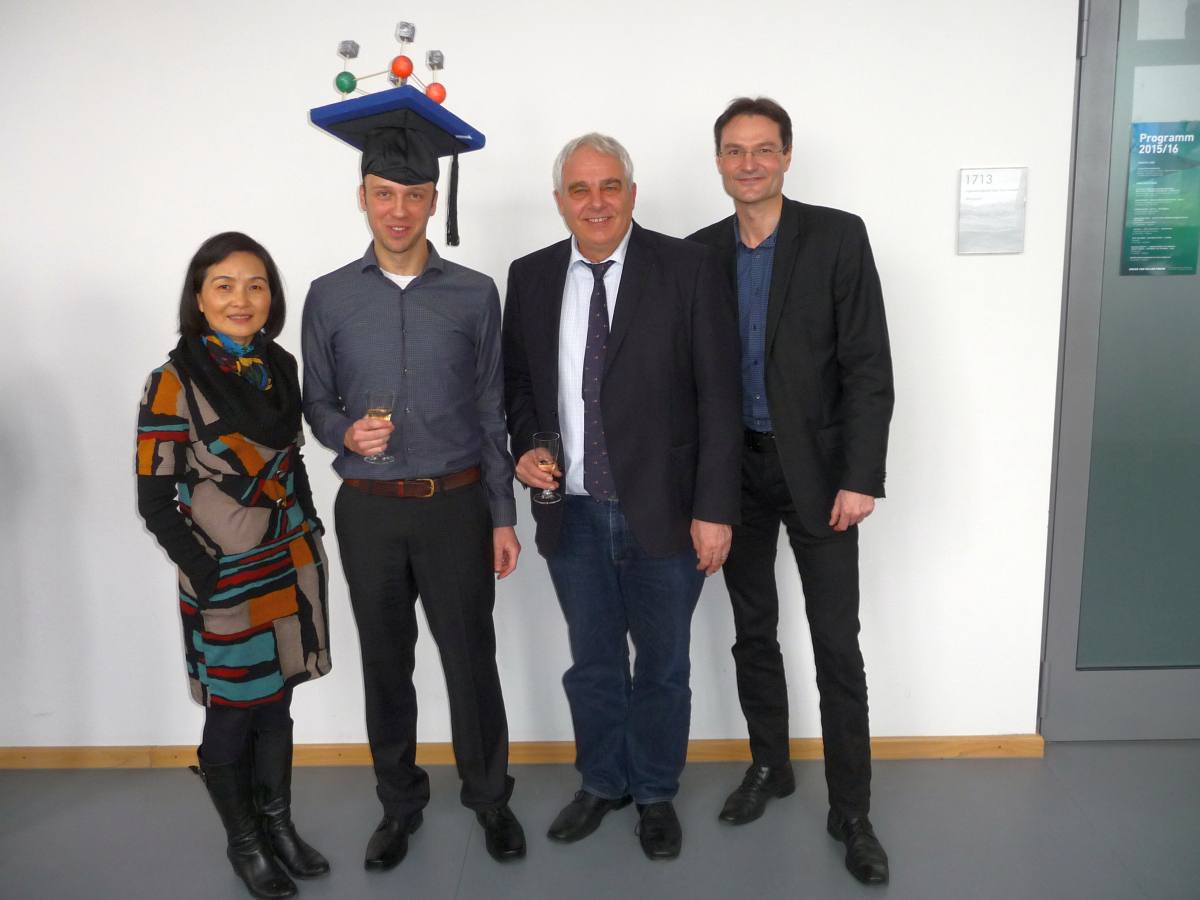tum phd thesis Technische universität münchen master the thesis can be written in english or german and it will be carries out at phd (n1152) francescataddei@tumde.
